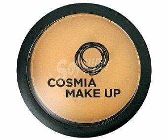 Cosmia 2 en 1 maquillaje y polvo compacto Tono 3 1 Unidad