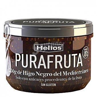 Helios Mermelada de higo negro Purafruta sin gluten 250 G 250 g