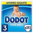 Pañales bebé-seco XXL T3 (6-10 Kg) 186 ud Dodot