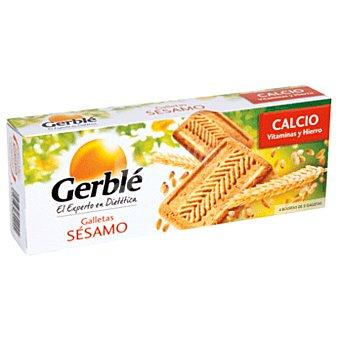 GERBLE Galletas con sesamo envase 230 g