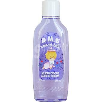 P.M.B. para mi bebé Colonia de bebé agua de violetas  bote 750 ml