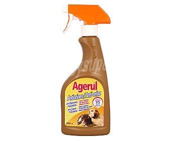 Agerul Repelente líquido para perros y gatos pistola evita y elimina las micciones donde se aplica 500 ml