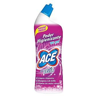 Ace Desinfectante WC gel con lejía perfumada Envase de 700 ml