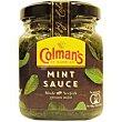 Salsa de menta 165 ml Colmans