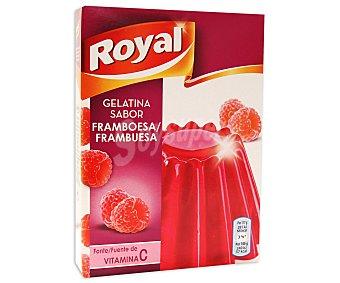 Royal Gelatina de frambuesa Caja 170 g