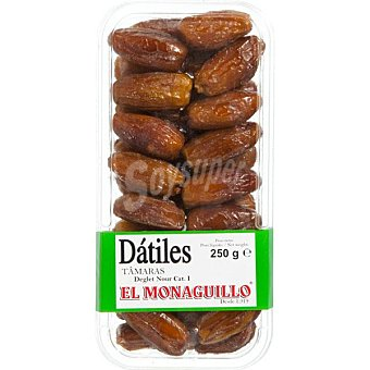 EL MONAGUILLO Datiles Bandeja 250 g