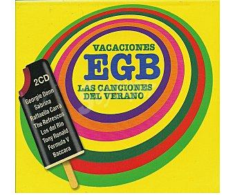 WARNER MUSIC Egb,canciones Del Verano