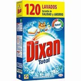 Dixan Detergente polvo Maleta 120 dosis