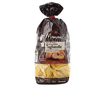 Auchan Nidos, pasta de sémola de trigo duro de calidad superior al huevo 250 Gramos