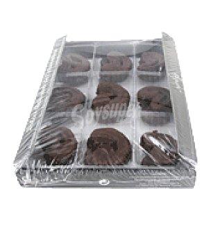 Deguste Palmeritas de chocolate 320 g