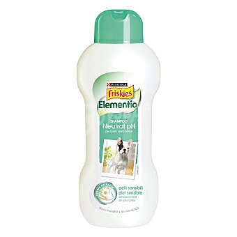 Purina Friskies Champú elementia sensitive Botella 250 ml