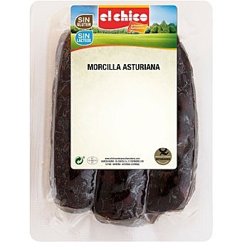 El Chico Morcilla asturiana Bolsa 250 g