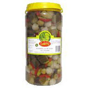 Lauroliva Banderillas en vinagre picantes 1,2 kg 1,2 kg