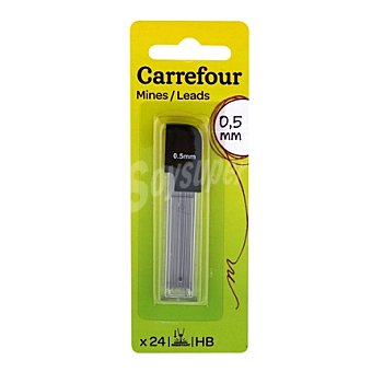 Carrefour Minas 0.5 mm 1 ud
