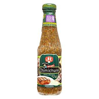 J.R. Salsa chimichurri Botellín 285 ml
