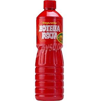 BOTELLA ROJA Friega suelos Botella 1 l