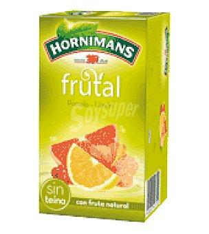Hornimans Infusion frutal poleo limon  Bolsitas 20 ud