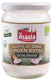 La Masía Aceite de coco virgen extra ecológico La Masía Tarro 430 ml