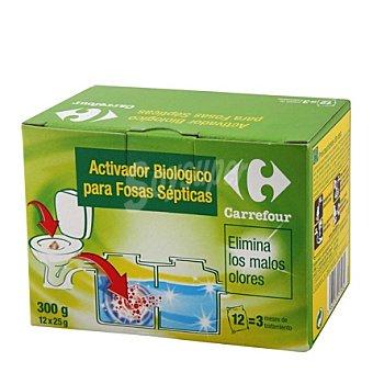 Carrefour Activador biológico fosas sépticas 300 g