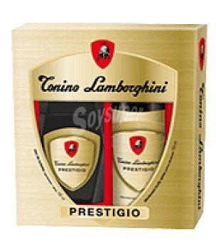 Tonino Lamborghini Estuche Colonia Prestigio spray 100 ml. + desodorante 150 ml. 1 ud