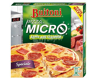 Buitoni Pizza microondas Speciale Caja 310 g