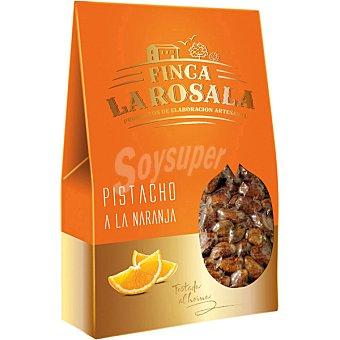 FINCA LA ROSALA Pistacho a la naranja envase 75 g