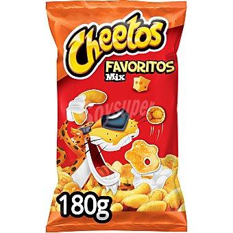 Cheetos Matutano Cocktail de snacks sabor queso Bolsa 180 g