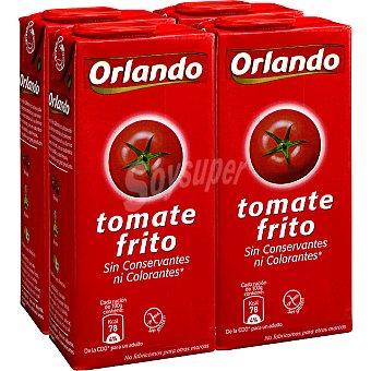 Orlando Tomate frito Pack 4x350 g