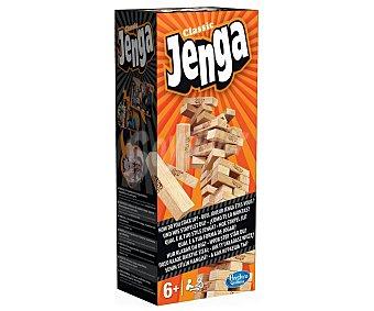 Hasbro Juego de mesa de habilidad Jenga, desde 1 jugador hasbro