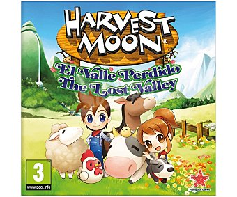 NATSUME Harvest Moon: 3Ds 1 Unidad
