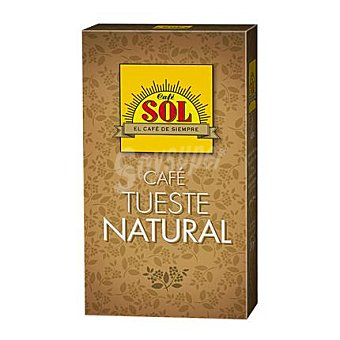 Café Sol Tirma Café molido natural 200 G 200 g