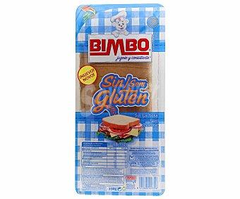 BIMBO Pan de Molde sin Glúten 350gr