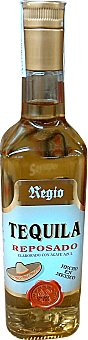 REGIO Tequila reposado Botella de 700 ml