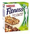 Nestlé Barritas de cereales chocolate 6x23,5g Fitness Nestlé