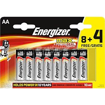 Energizer Pilas LR6 alcálina ultra Pilas LR6 alcálina ultra