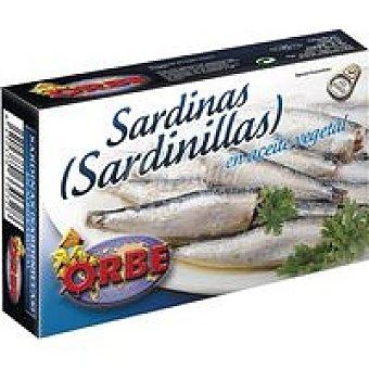 Orbe Sardinilla en aceite Lata 124 g