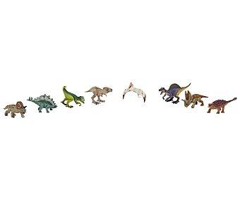 Schleich Set de 8 mini dinosaurios 1 unidad