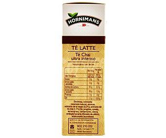 HORMINANS Té de tipo chai con leche en sobres 14 unidades