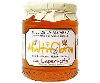 Miel de flores denominación de origen La Alcarria LA caperucita 500 gr