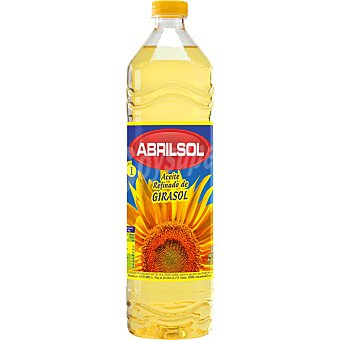 Abrilsol Aceite de girasol Botella 1 l