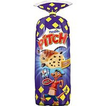 Pitch Bollo con pepitas de chocolate Paquete 225 g