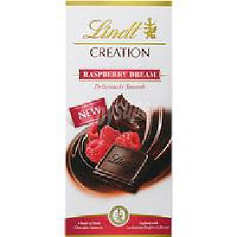 LINDT Creation Creation de frambuesa Tableta 150 g