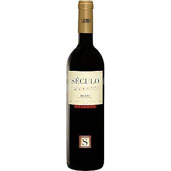 Seculo Vino tinto Mencia crianza D.O. Bierzo Botella 75 cl