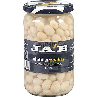 JA'E Alubia manteca cocida Frasco 400 g neto escurrido