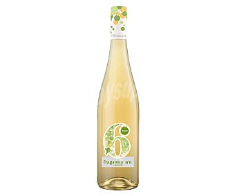 FRAGANTIA Nº 6 vino blanco moscato de baja graduacion botella 75 cl