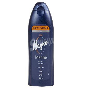 Magno Gel de baño Marine Bote de 550 ml