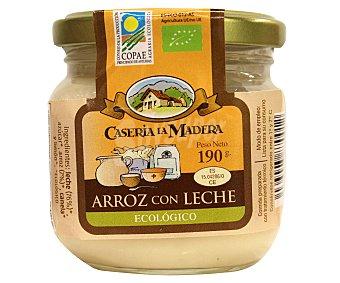 Caseria la Madera Arroz con Leche Ecológico 190g
