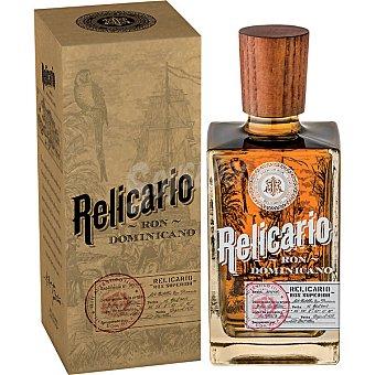 Relicario Ron superior dominicano 15 años botella 70 cl botella 70 cl
