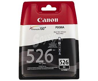 Canon Cartucho de tinta PGI-526, Negro, compatible con impresoras: iP4850 / iP4950 / iX6550 / MG5150 / MG5250 / MG5350 / MG6150 / MG5260 / MG8150 / MG8250 / MX885