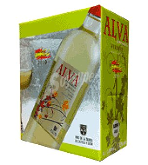 Alva Mater Vino blanco verdejo de Castilla León 3 l